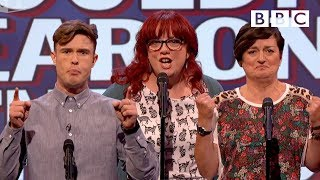 Things you wouldn't hear on a fitness dvd - Mock the Week: 2017 - BBC Two
