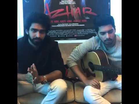 Bol Do Na Zara Acoustic | Azhar | Armaan Malik, Amaal Mallik | Emraan Hashmi, Nargis Fakhri