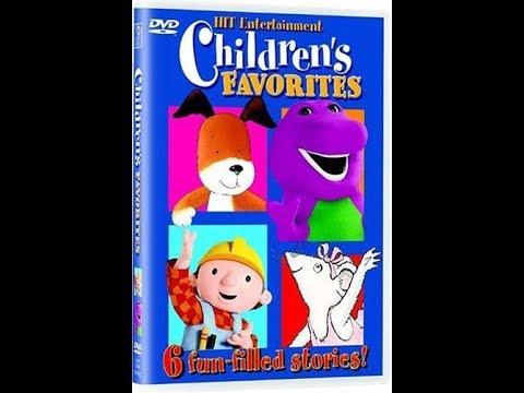 Hit Entertainment Children's Favorites, Vol 1 (2004)