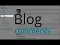 2010 Wordpress How To  Disable New Comment Email Notification Blog Setup tip By Lifeblood Marketing