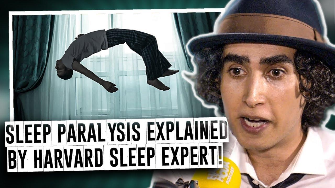 Why Is Sleep Paralysis Always SCARY? Sleep Expert Explains