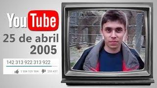 O Primeiro Vídeo no Youtube. Você Precisa Ver Isso!