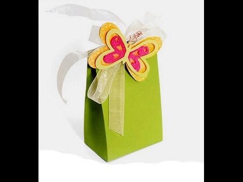 Paper Gift Bag Box Easy To Do Ideas For Christmas Wring You