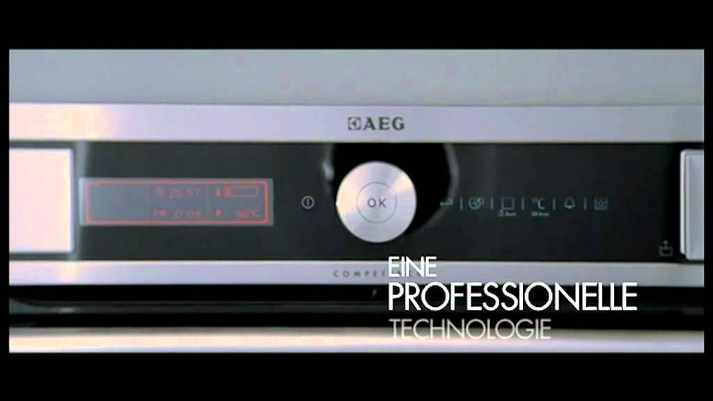 AEG BS9304001M Multi Dampfgarer Sinne - YouTube