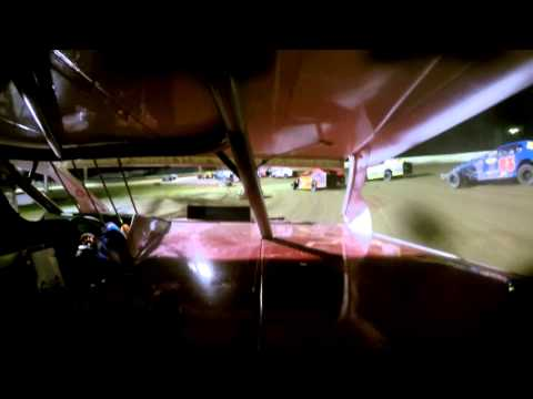 North Central Speedway 7 25 15 Sport Mod Feature #15N