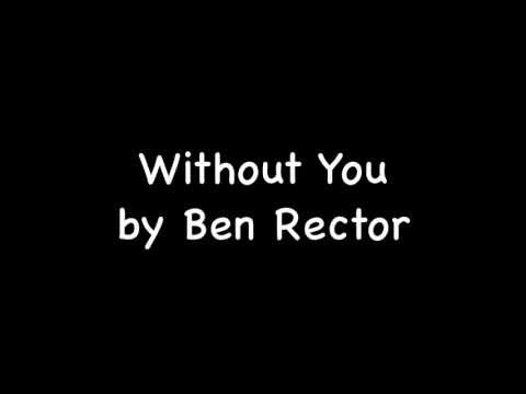 Ben Rector - Without You (with lyrics)