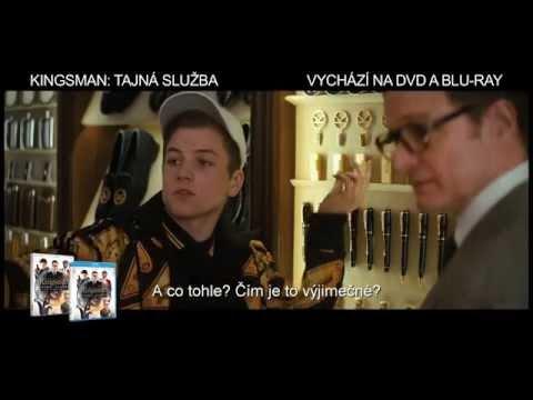 Kingsman: Tajná služba - na DVD a BD