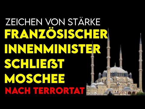 Zeichen von Stärke: Frankreich schließt Moschee nach Terrorenthauptung