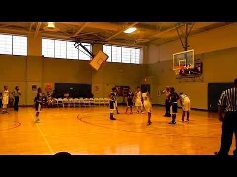 Detroit West Side Academy Girls Basketball vs DIA 2017-18