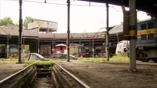 Eisenbahn in Uruguay. Mit Dampf und Diesel durch die Pampa
