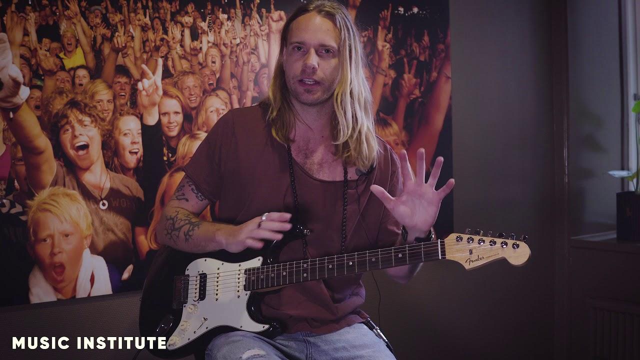 Lær at spille fingerspil på el-guitaren - Music Institute of Copenhagen