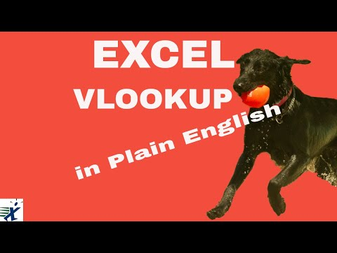 how to use vlookup in excel video