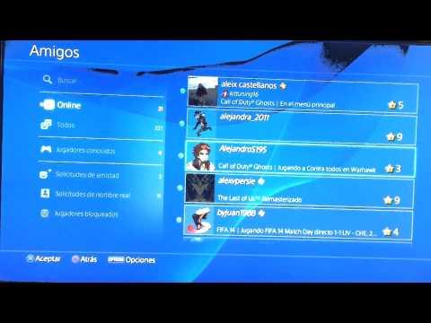 [Tutorial] Como cambiar la imágen de perfil o avatar en PlayStation Network desde PS4