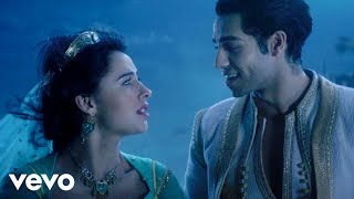 Mena Massoud Naomi Scott A Whole New World From Aladdin