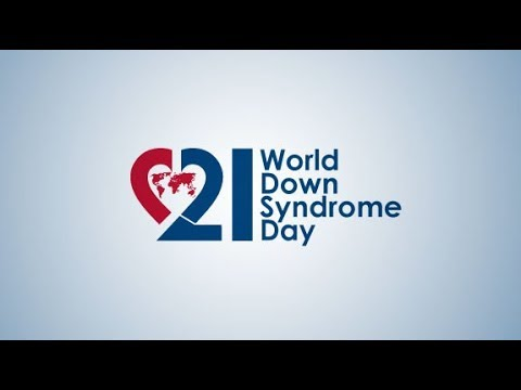 World Down Syndrome Day Announcement