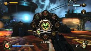 Bioshock Infinite [X360] 1999 Mode - How to Direct Songbird to Protect the Zeppelin