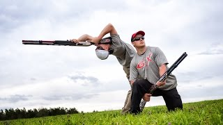 Shotgun Trick Shots: What's Your Favorite Position Edition