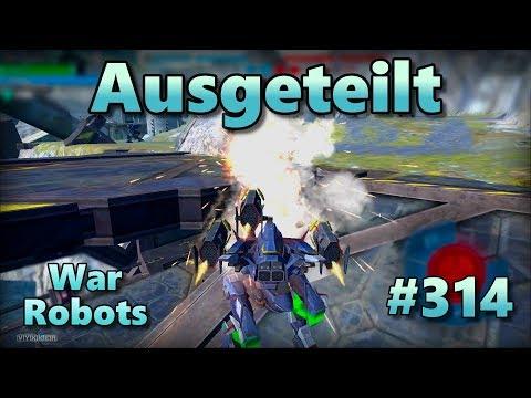 War Robots - Ausgeteilt - #314