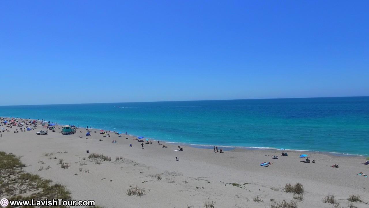Venice Island Beach Video Shot In 4k High Definition
