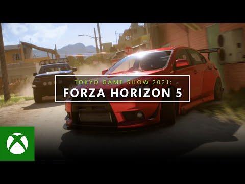 Новый трейлер Forza Horizon 5 и системные требования игры для PC
