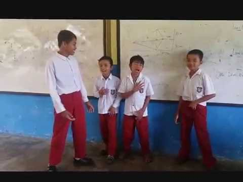 "Video Lucu ngakak habis"" Anak SD Nyanyi sambil ngelawak"""