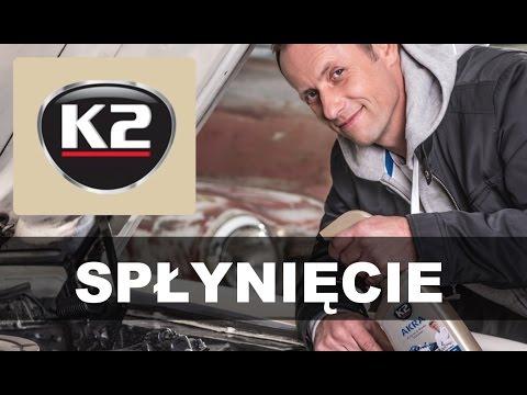 """K2 Nieuchwytni """"SPŁYNIĘCIE"""" - Odkryj najbardziej skuteczny sposób na mycie silnika (odc.10)"""