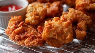 KFC FRIED CHICKEN recipe - GÀ RÁN KFC