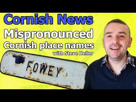 Mispronounced Cornish Place Names