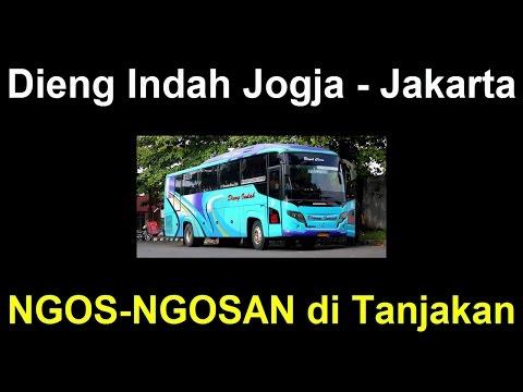 Dieng Indah Jogja - Jakarta: Ngos ngosan di Tanjakan!