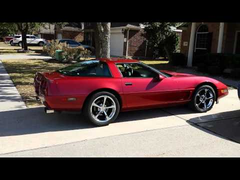 Cammed C4 Vette with Full Bolt Ons & Nitrous