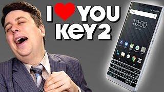 """BlackBerry KEY2 PARODY - """"Key To My Heart!"""""""