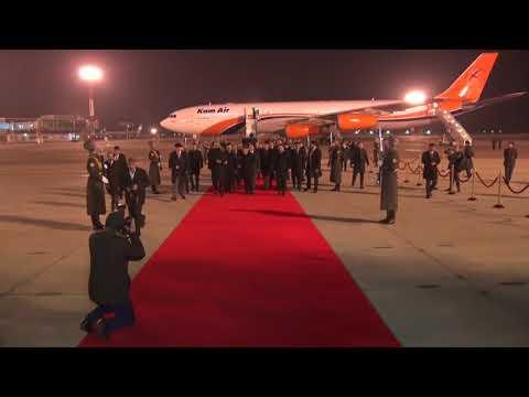 Pres. Ghani's Historical visit to Tashkent, Uzbekistan.