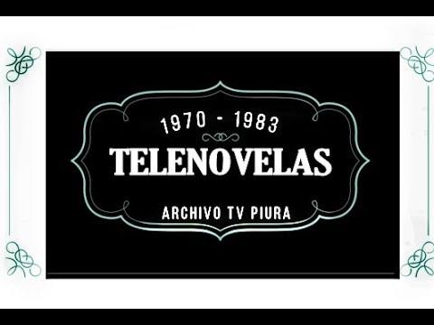 TELENOVELAS  1970 A 1983   FOTOMONTAJE 22