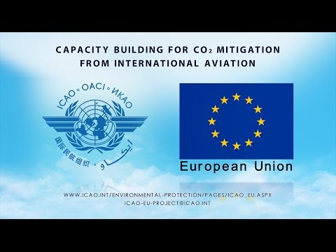 Mitigating CO2 emissions from international aviation