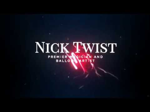Wedding and Party entertainment, The magic of Nick Twist, Norwich, Norfolk