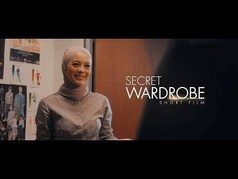 "Secret Wardrobe : Vivy Yusof Ada ""Secret Wardobe"" ?"