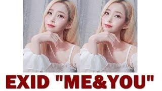 EXID(이엑스아이디) - ME&YOU(미앤유)│K-POP Dance Cover