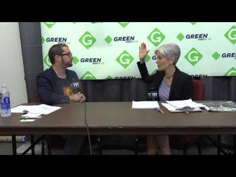Jill Stein Interview With TYT Politics
