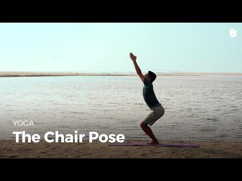 Learn the Chair Pose - Utkatasana | Yoga