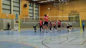 TuS Iserlohn - VC Minden (Oberliga 2018-2019)