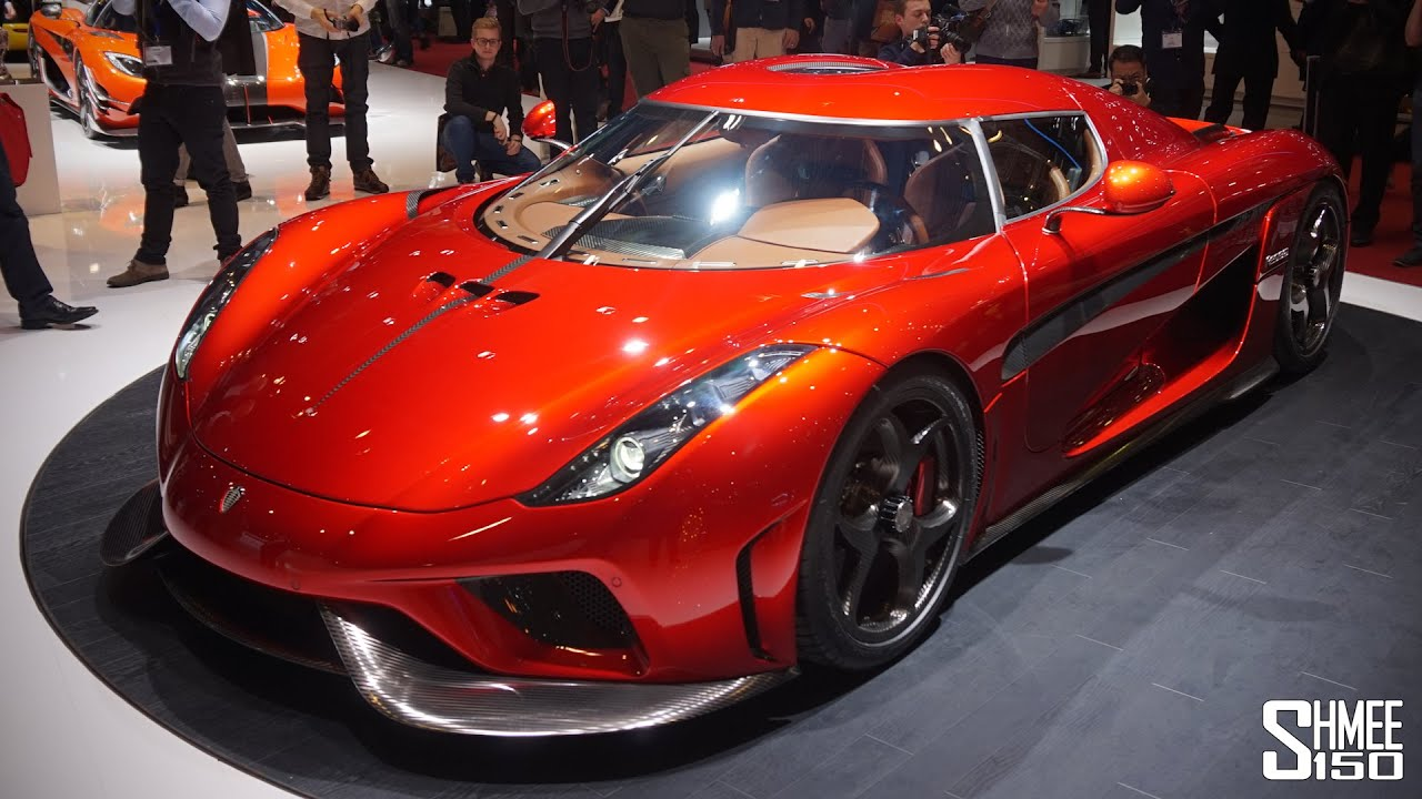 koenigsegg regera one of one and agera ml geneva 2016 youtube. Black Bedroom Furniture Sets. Home Design Ideas