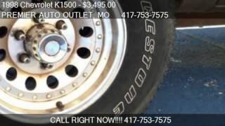 1998 Chevrolet K1500 Silverado - for sale in Rogersville, MO