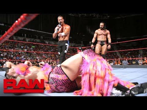 Breezango vs Dolph Ziggler & Drew McIntyre: Raw, June 11, 2018