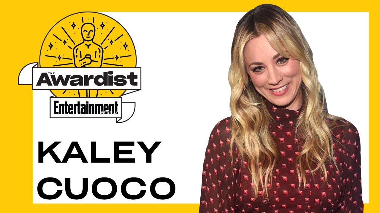 Kaley Cuoco On The Book Adaptation of 'The Flight Attendant' | The Awardist