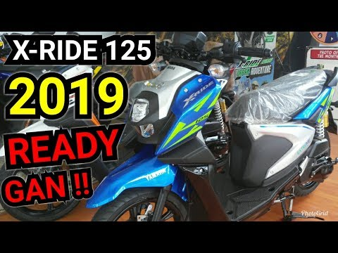 YAMAHA X RIDE 125 2019 TERBARU