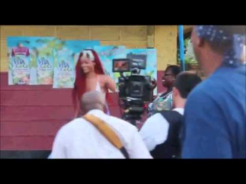 Rihanna - BTS: Man Down Music Video 2011