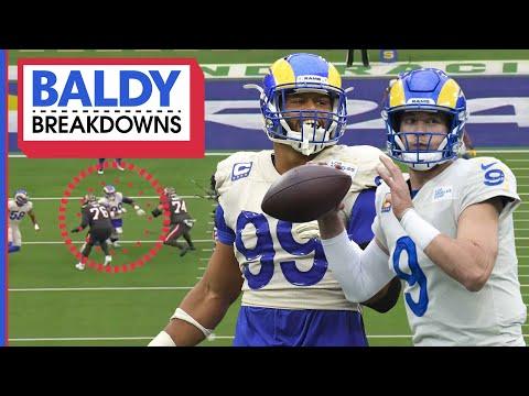 Breaking Down the Rams Super Star Performance vs. the Buccaneers   Baldy Breakdowns