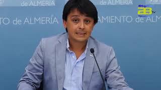 Ramón Fernández Pacheco será investido mañana alcalde de Almería