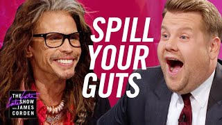 Spill Your Guts or Fill Your Guts w/ Steven Tyler thumbnail