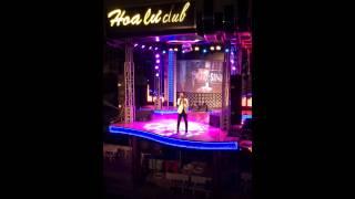 Live Cực Đỉnh tại MiNi Show giới thiệu MV mơi ( Vần Chữ Tình Yêu ) Khánh Dương